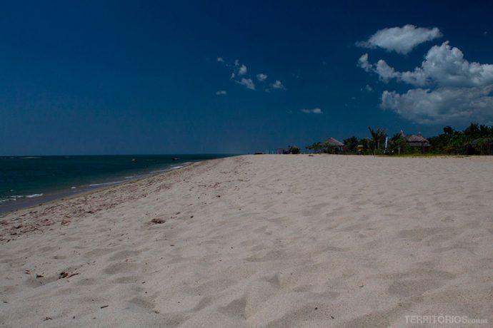Pousadas pé na areia em Barra Grande