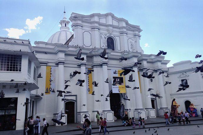 Catedral Nuestra Señora de La Asunción, em Popayan