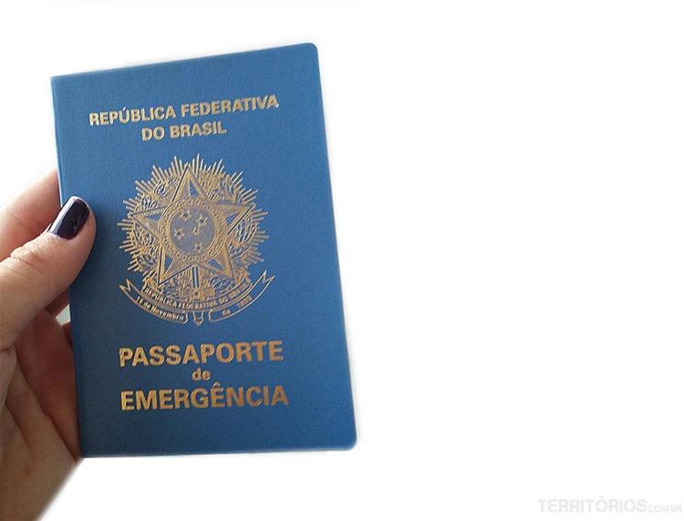 Passaporte de emergência