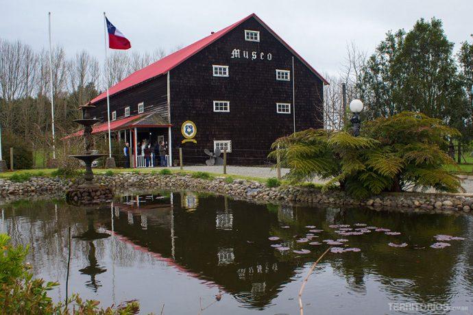Museu Alemão perto de Puerto Varas