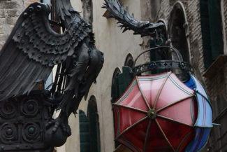 Detalhes de Veneza