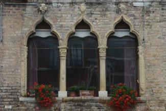 Janelas de Veneza