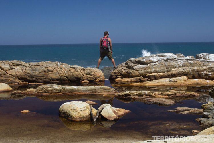 trilha mais bonita na África do Sul