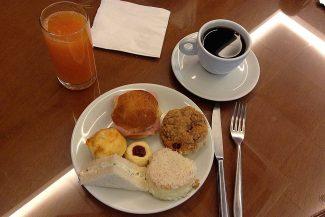 Café da manhã doce do jeito que eu gosto