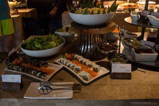 Sushi para a alegria dos japoneses