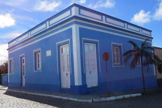 Casa Ornelas e Linhares recentemente reformada