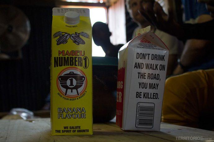 Cervejas com e sem álcool