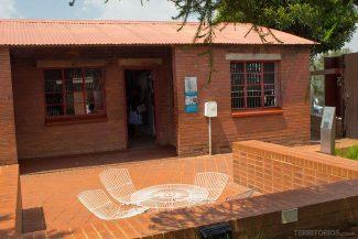 Casa onde morou Mandela virou museu