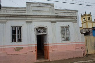 Residência do Comendador Moreira Fabiao construída entre 1800 e 1850