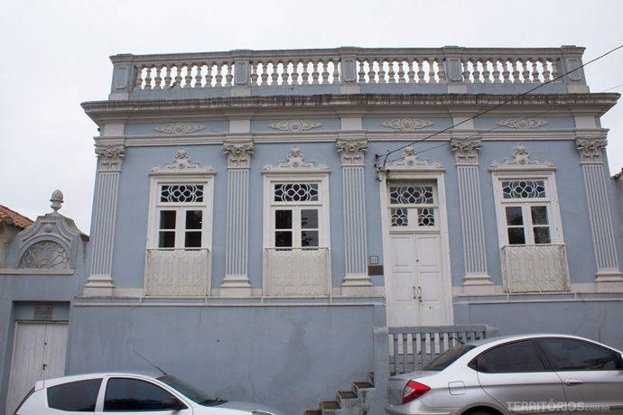 Casa do Comendador Fabião do século 19