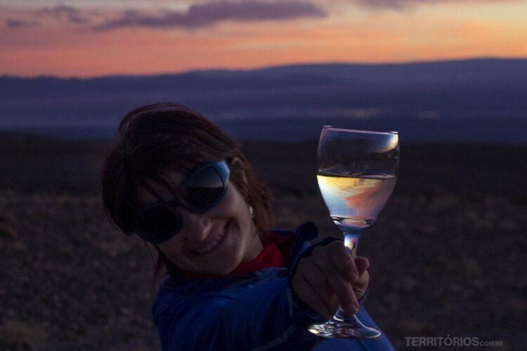 Roberta Martins nos Tours personalizados no Awasi Atacama