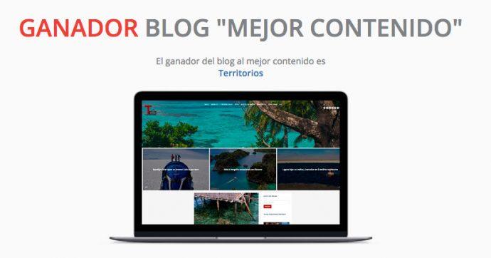 Melhor conteúdo em blogs de viagens pela Fitur 2017