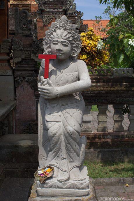 Templo em Ubud