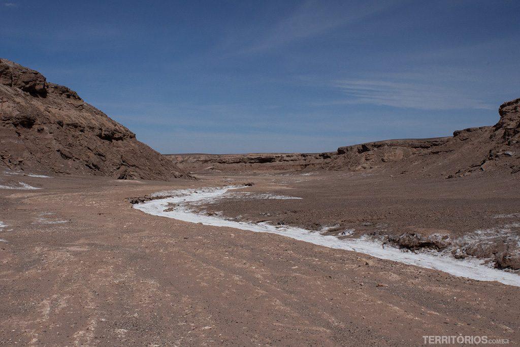 Rio branco de sal