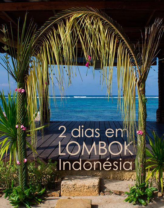 2 dias em Lombok