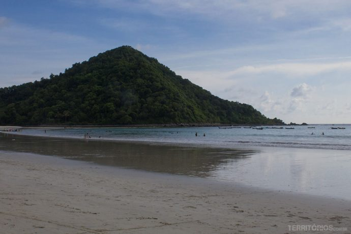 Praia Selong Belanak