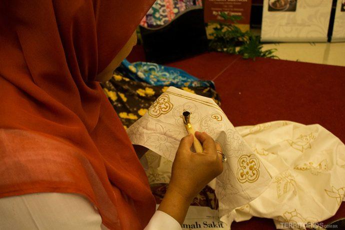 Batik artesanal