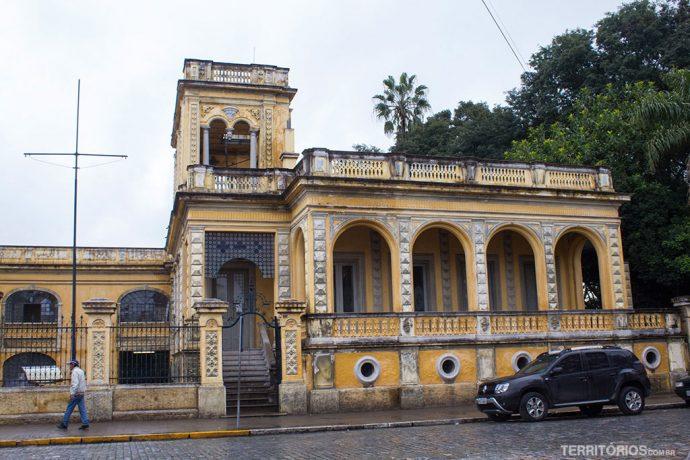Palacete Pedro Osório