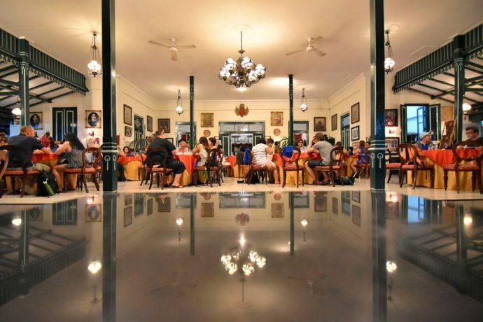Gadri Resto, o restaurante na casa do príncipe (copyright Andras Jokuti)