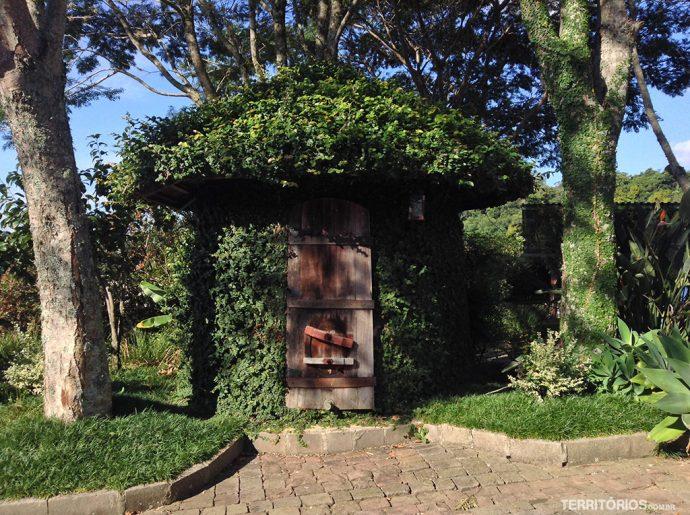Casinha em Bento Gonçalves, Rio Grande do Sul - Brasil