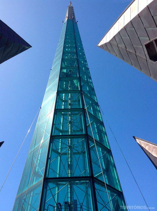 The Bell Tower é o maior instrumento musical