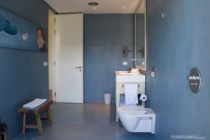 Banheiro por outro ângulo