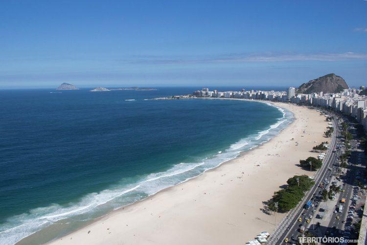 Praia de Copacabana, Estado do Rio de Janeiro