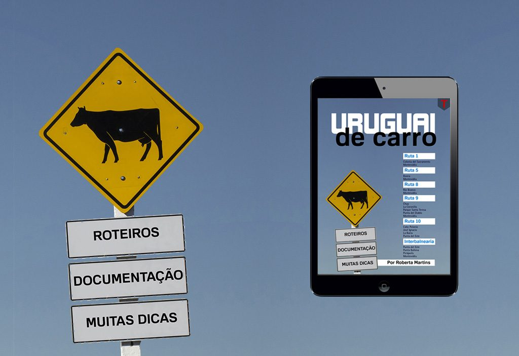 Uruguai de carro