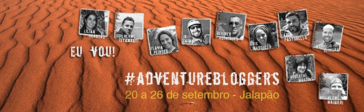 Adventure Bloggers Jalapão