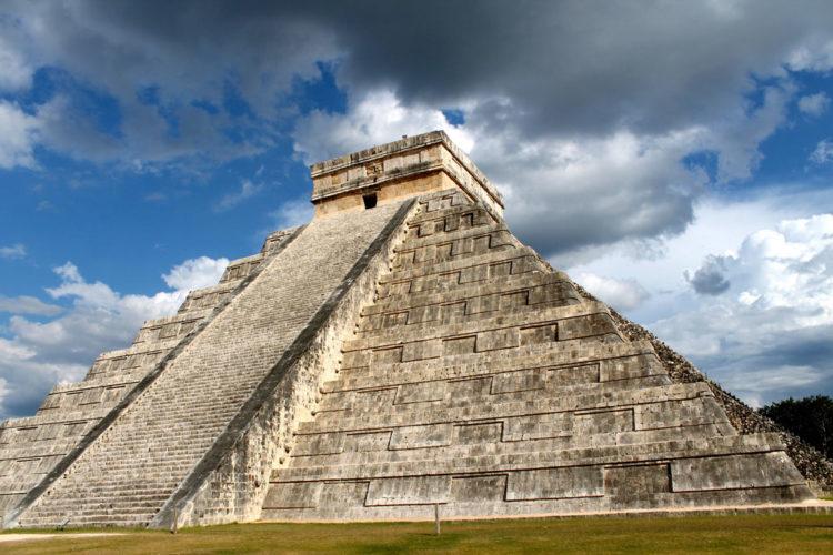 Chichen Itzá, Yucatan, México