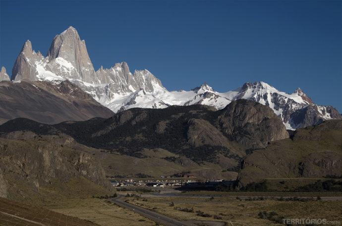 capital do trekking na Argentina