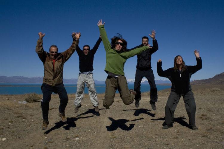 Felicidade na Ruta 40, Santa Cruz - Argentina