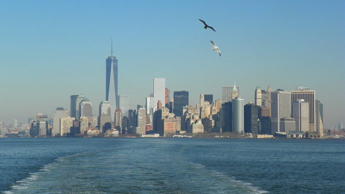 Nova York por Daniela Rocha Lima