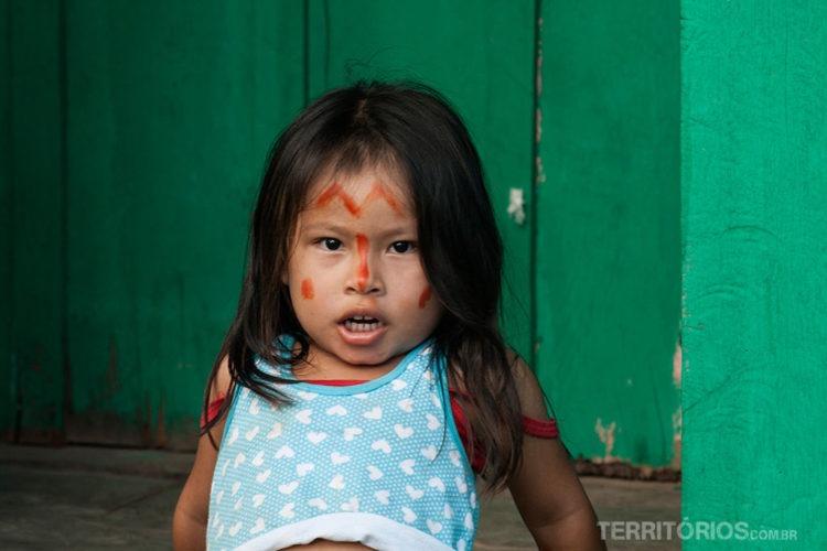 Comunidade ribeirinha em Autazes, Amazonas - Brasil