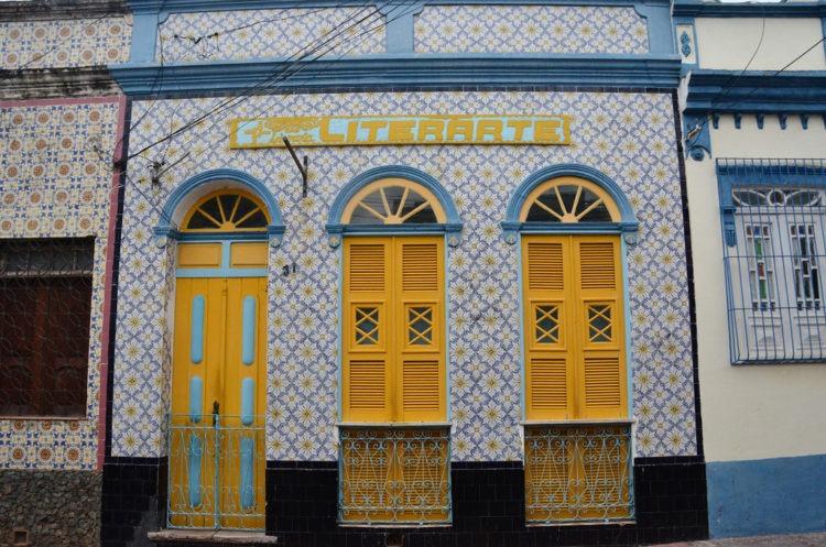 Azulejos de São Luis