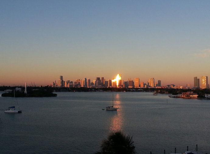 Belle Island, Miami, Flórida - Estados Unidos