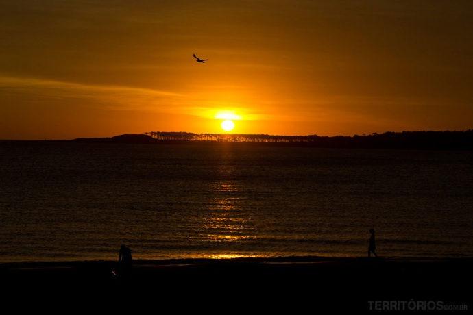 Na parada 7 da Praia Mansa, Punta del Este, Maldonado - Uruguai