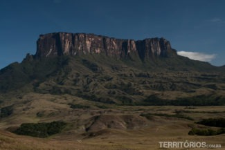 Kukenán, Parque Nacional Canaima - Venezuela