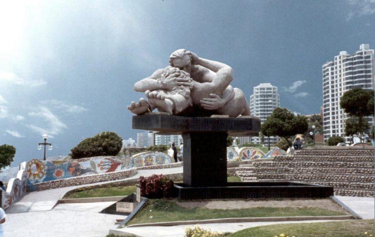 Praça do Amor em Miraflores