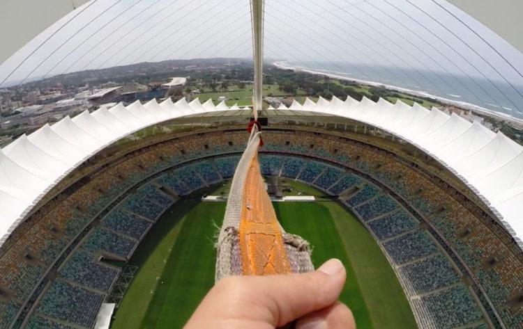 Moses Mabhida Stadium, Durban – África do Sul