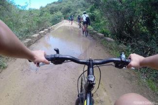 bicicleta na áFrica do Sul