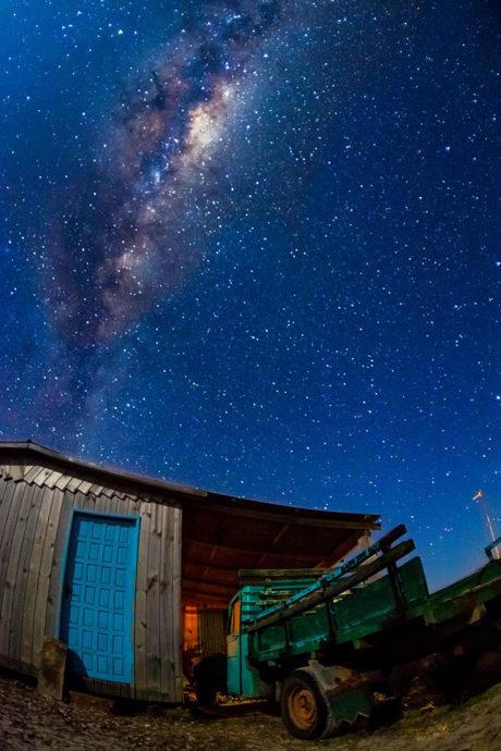 Via Láctea, as estrelas que não vemos