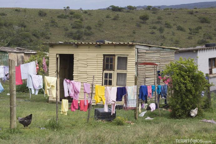 Comunidade do povo Xhosa