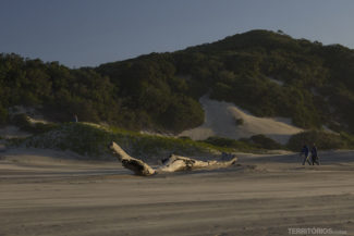 Praia em Cintsa