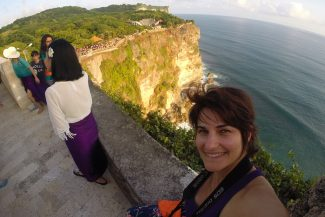Roberta Martins selfie
