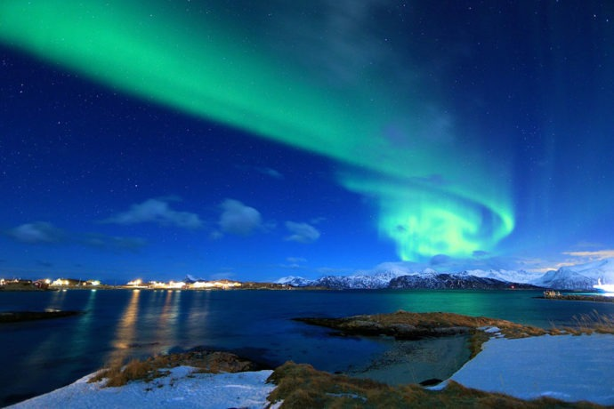 Intercâmbio: Noruega