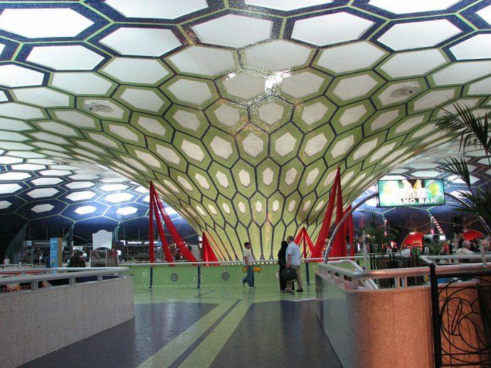 Aeroporto Internacional de Abu Dhabi
