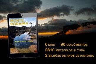 Desbravando o topo - Expedição Monte Roraima » Territórios