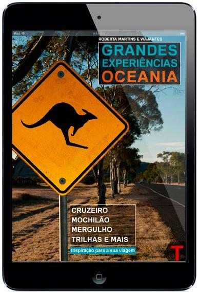 Guia de viagem sobre a Oceania