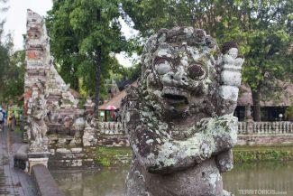 Templos em Bali: Pura Taman Ayun